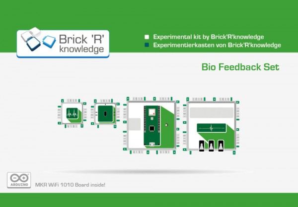 ALLNET Brick'R'knowledge Bio Feedback Set