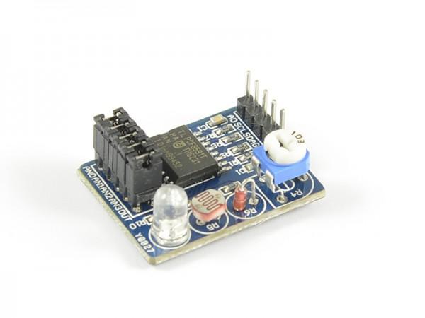 ALLNET 4duino Sensor AD/DA Modul PCF8591