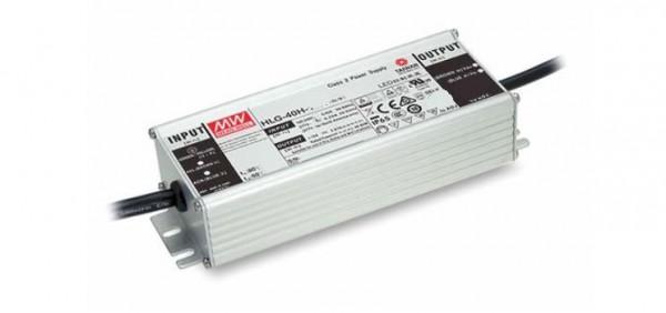 Mean Well Netzteil - 24V 40W dimmbar IP65