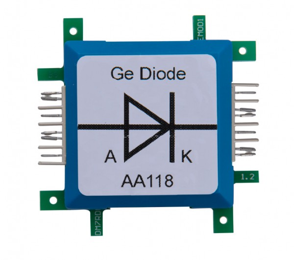 ALLNET Brick'R'knowledge Diode Germaniumdiode AA118
