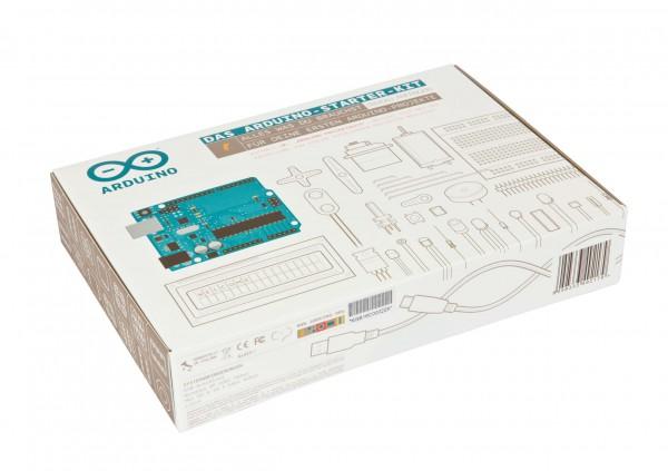 Arduino® Set Starter Kit German / Deutsch Kontrollierter RMA Rückläufer