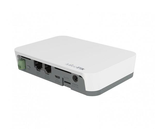 MikroTik KNOT -IoT Gateway, RB924i-2nD-BT5&BG77