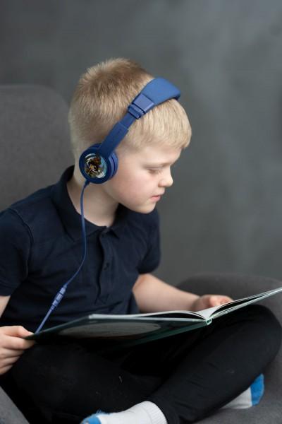 Onanoff Kopfhörer für Kinder | Basic | Dunkelblau