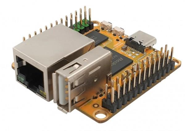 Rock Pi S - 512 MB, mit BT und WiFi