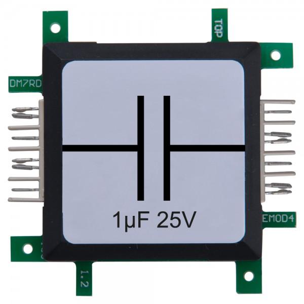ALLNET Brick'R'knowledge Kondensator 1µF 25V