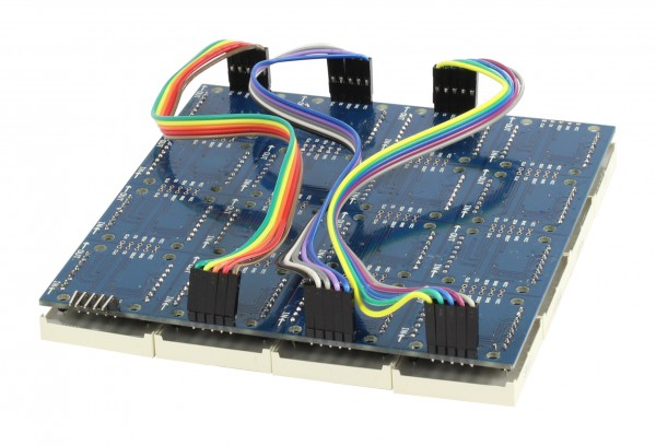 ALLNET 4duino LED Modul DOT Matrix 16 in 1
