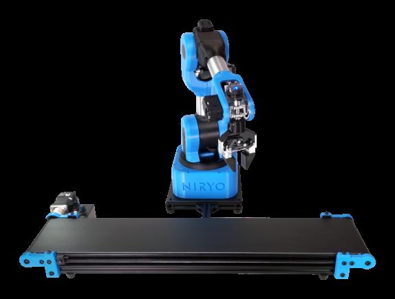 Niryo Ned Förderband- Standarderweiterung für den 6-Achsen Roboter