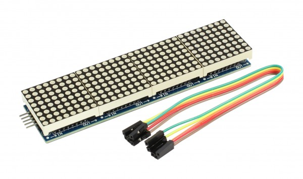ALLNET 4duino LED Module DOT Matrix 4 in 1