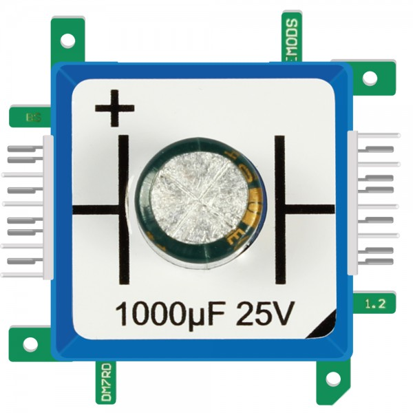 ALLNET Brick'R'knowledge Kondensator 1000µF 25V