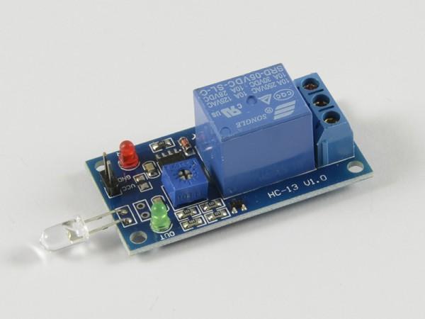 ALLNET 4duino Sensor Lichtsensor Diode mit Relais
