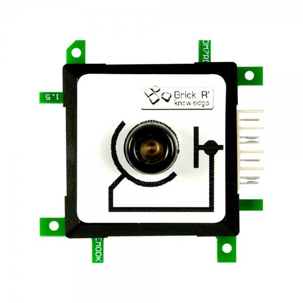 ALLNET Brick'R'knowledge Messadapter 4mm Closed End GND schwarz