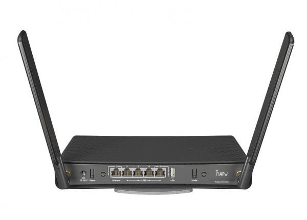 MikroTik home AC Access Point RBD53iG-5HacD2HnD, hAP ac, 2.4/5 GHz, 5x Gigabit
