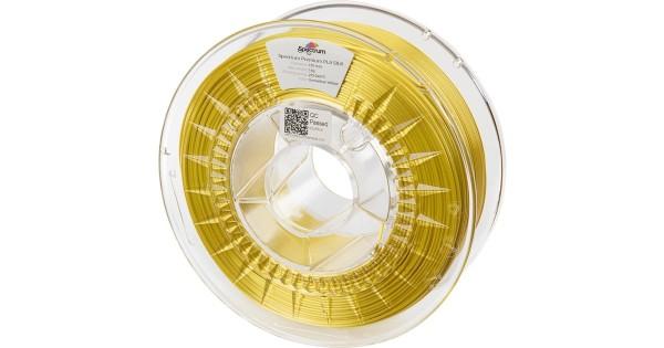 Spectrum 3D Filament / PLA Silk / 1,75mm / Unmellow Yellow / Gelb / 1kg