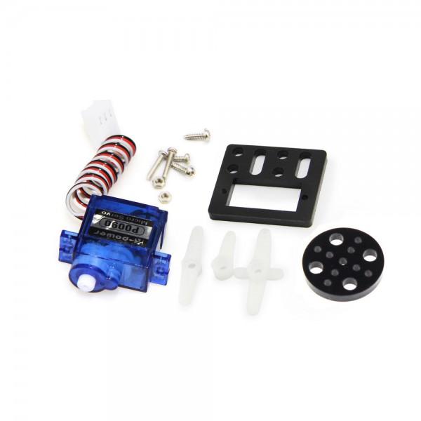 "Makeblock ""9g Micro Servo Robot Pack"" / Servo Motor Pack für MINT Roboter"