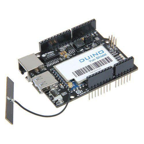 ALLNET 4duino Board Yun Microcontroller - UNO Shields compatible