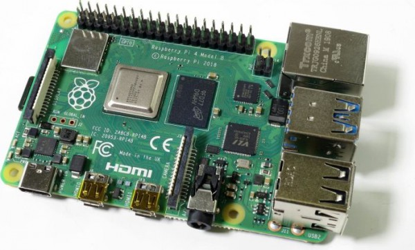 Raspberry Pi 4 Modell B 8GB