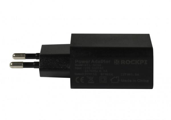 ALLNET Ersatznetzteil - 5V/3A 9V/2A 12V/1,5A auf USB Typ A Buchse QCA3.0