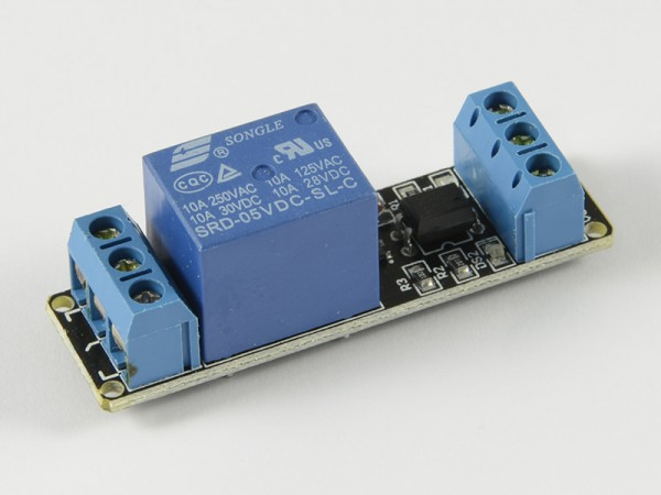ALLNET 4duino Relais Modul 1-fach mit Optokoppler