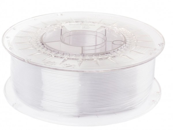 Spectrum 3D Filament PETG 1.75mm GLASSY 1kg
