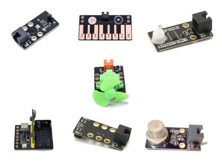 "Robobloq MINT Sensoren & Aktoren 7-in-1 ""Q-tronics B"""