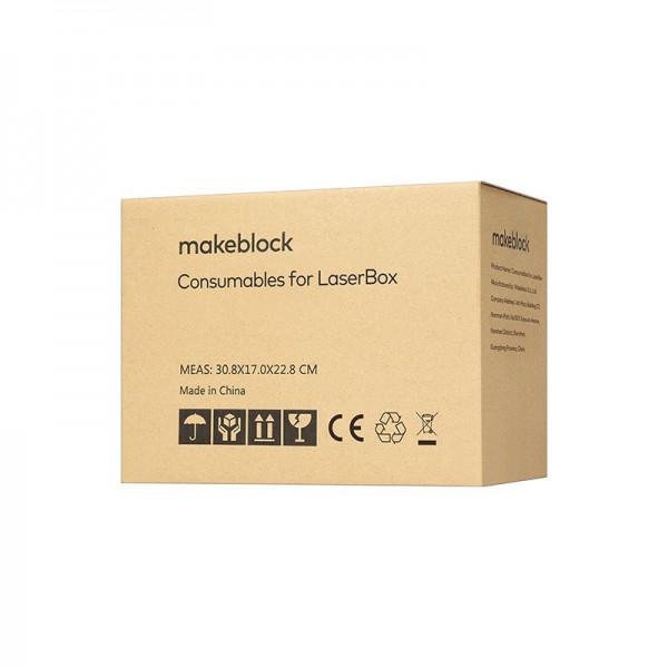 "Makeblock MINT LaserBox Zubehör ""45x 3.5mm Cardboard"" / ""45x 3.5mm Kartonpapier"""