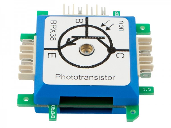 ALLNET Brick'R'knowledge Transistor Phototransistor npn BPX3