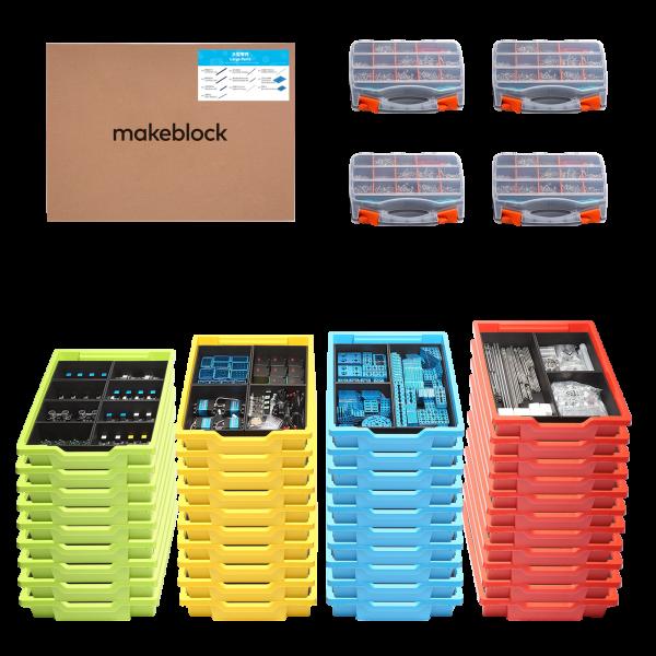 Makeblock Makerspace MINT Lösung Advanced / STEAM Education Advanced Solution