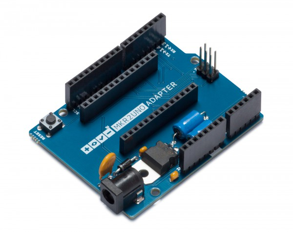 Arduino® Adapter MKR2UNO (UNO Shields auf MKR 1000 without headers)