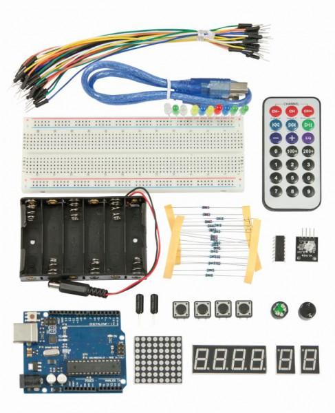 ALLNET 4duino Starter Kit LIGHT UNO R.3 SET