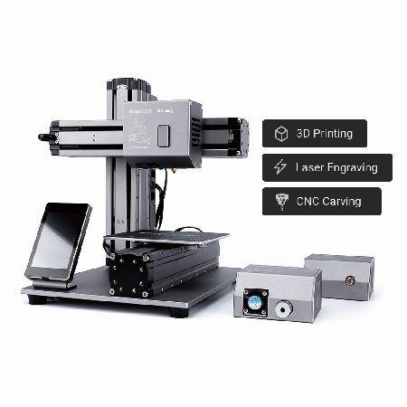 Snapmaker 1.0 EU Version 3-in-1 3D Drucker + Laser + CNC Fräse + Gehäuse