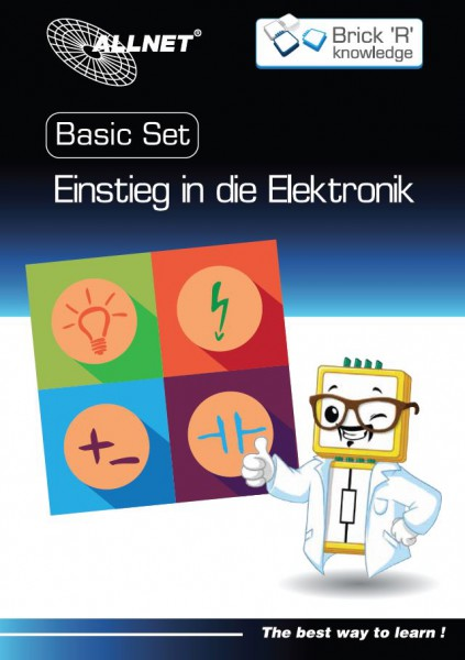 ALLNET Brick'R'knowledge Handbuch Basic Set