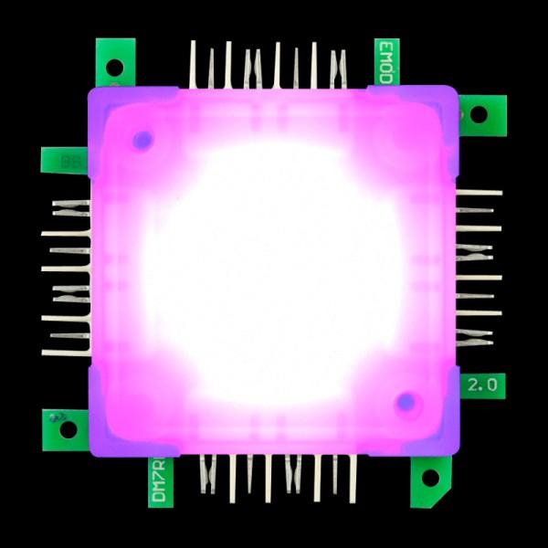 ALLNET Brick'R'knowledge LED Color Brick violett