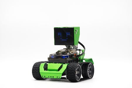 """Robobloq MINT Roboter 6-in-1 """"Qoopers"""" ab 10 Jahren"""