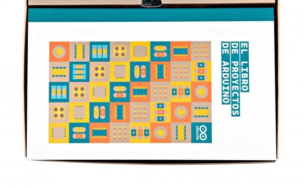 Arduino® Starter kit SPANISH
