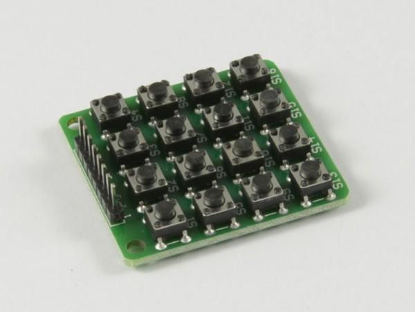 ALLNET 4duino Tasterfeld Matrix 4x4