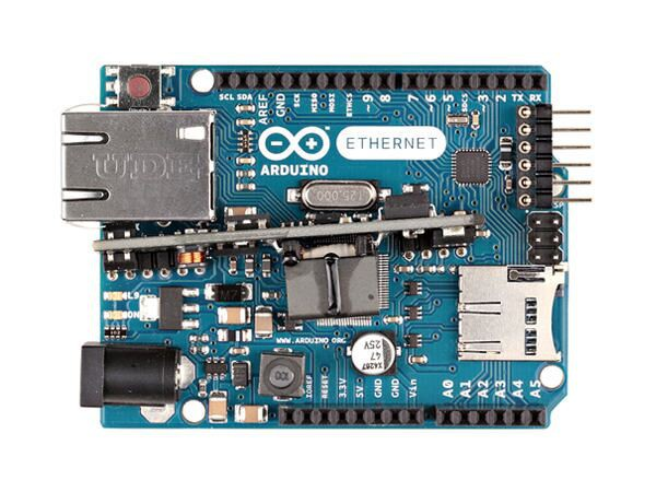 Arduino® Ethernet Rev3 WITH PoE