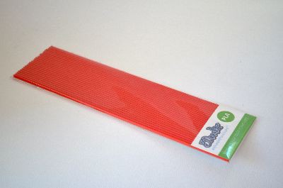 "3Doodler Create+ Filament PLA rot 24 Stück ""Chilli Pepper Red 24 Pack"""