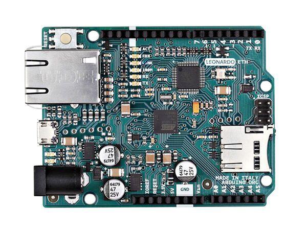 Arduino® Leonardo ETH