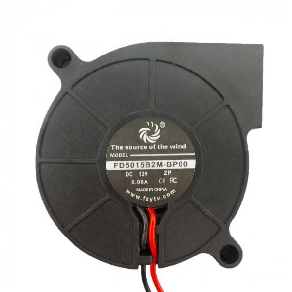 ALLNET 4duino 3D Drucker zbh. Schneckengebläse Lüfter Fan FD5015B2M-BP00