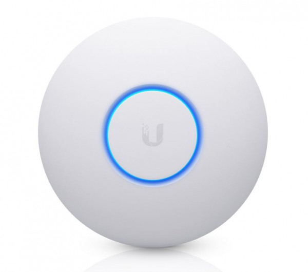 Ubiquiti Unifi Access Point NanoHD / Indoor / 2,4 & 5 GHz / AC Wave 2 / 4x4 MIMO / UAP-nanoHD