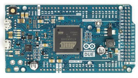 Arduino® Due WITHOUT headers
