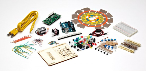 Arduino® Starter kit ENGLISH