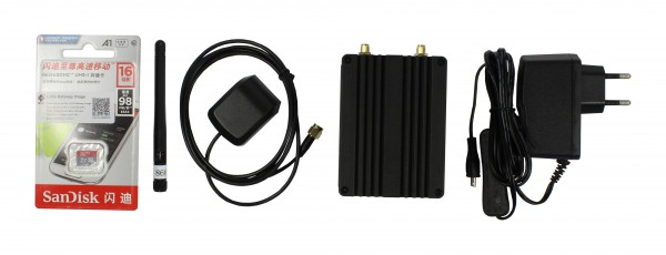 RAK Wireless RAK7243 Pilot Gateway Pro LoRa Gateway RAK831 upgrade,for PoC Raspberry Pi 3B+, RAK2245