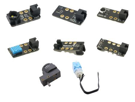 """Robobloq MINT Sensoren & Aktoren 7-in-1 """"Q-tronics A"""""""