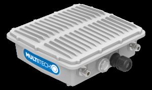 MultiTech Conduit LoRa Gateway Outdoors IP67 8-Channel 868MHz mit GNSS und Zubehör