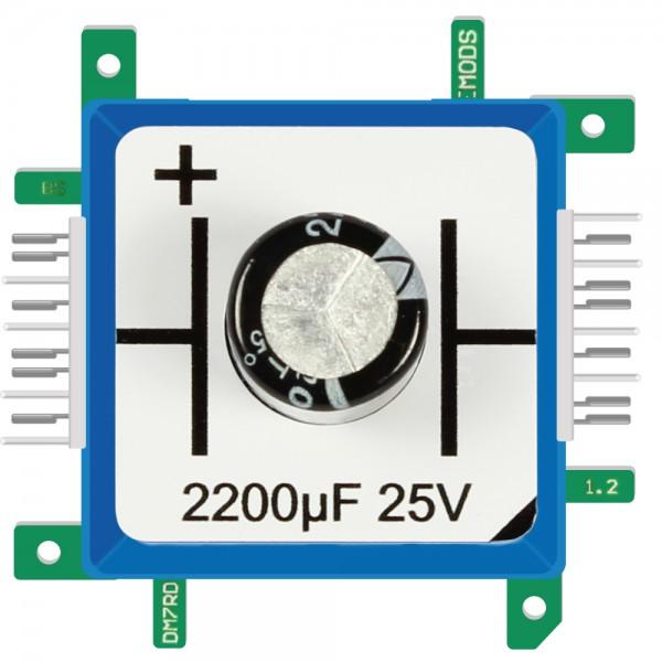 ALLNET Brick'R'knowledge Kondensator 2200µF 25V