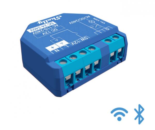 Shelly Relais Plus Line 1 Plus Wi-Fi WLAN SchaltaktorShelly Relais 1 Plus Wi-Fi WLAN Schaltak