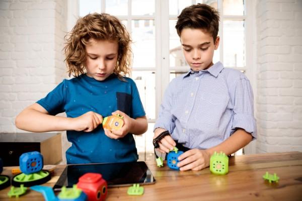 Robo Wunderkind MINT Roboter Education Kit ab 5 Jahren