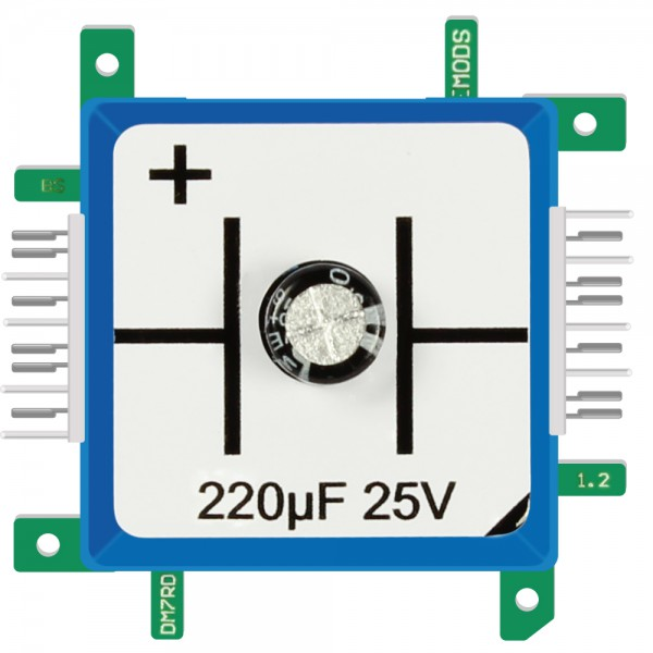 ALLNET Brick'R'knowledge Kondensator 220µF 25V