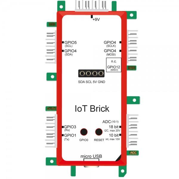 ALLNET Brick'R'knowledge IoT Brick